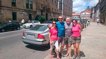 Parkin en Sarria