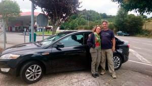 Parking en Sarria entrega en Paradela
